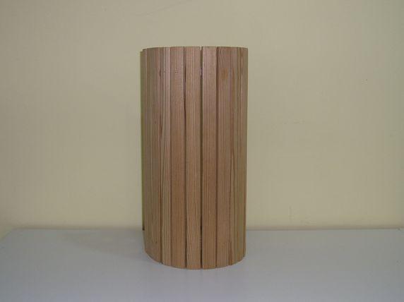 szauna lámpaárnyékoló fali thermowood
