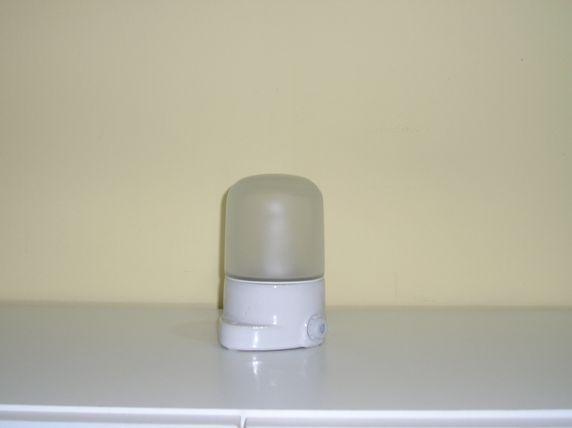 szauna kerámia/üveg lámpatest 60 W