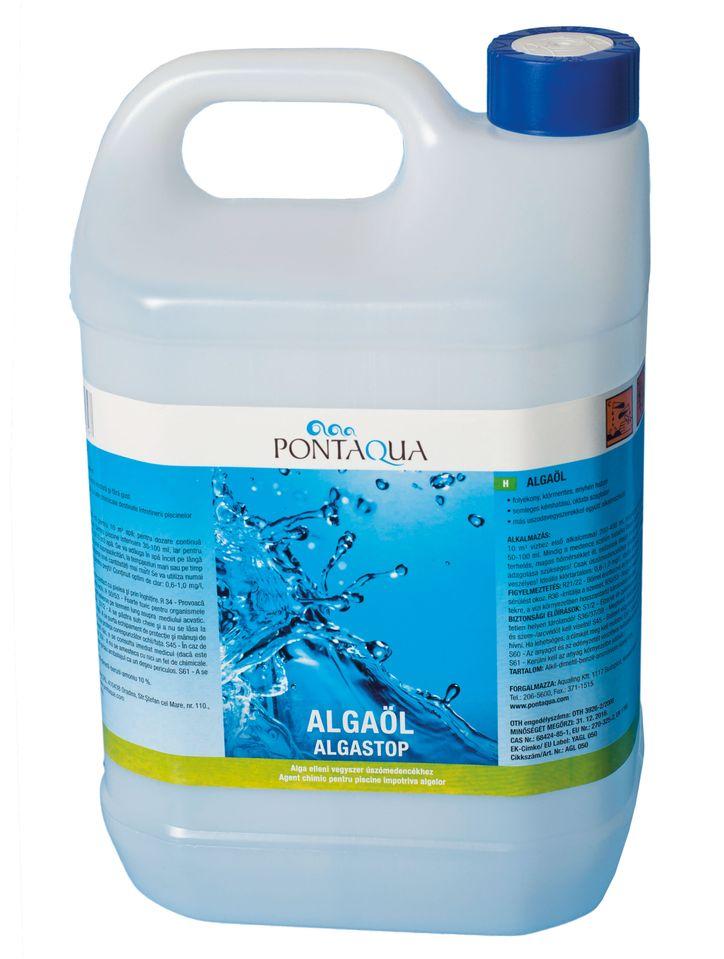 Algaöl 5L algaképződést gátló vegyszer algaölő