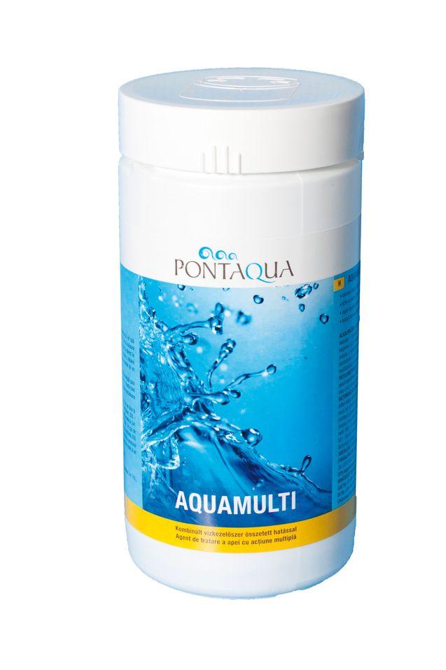 aquamulti 1kg maxi kombi tabletta lassú klór
