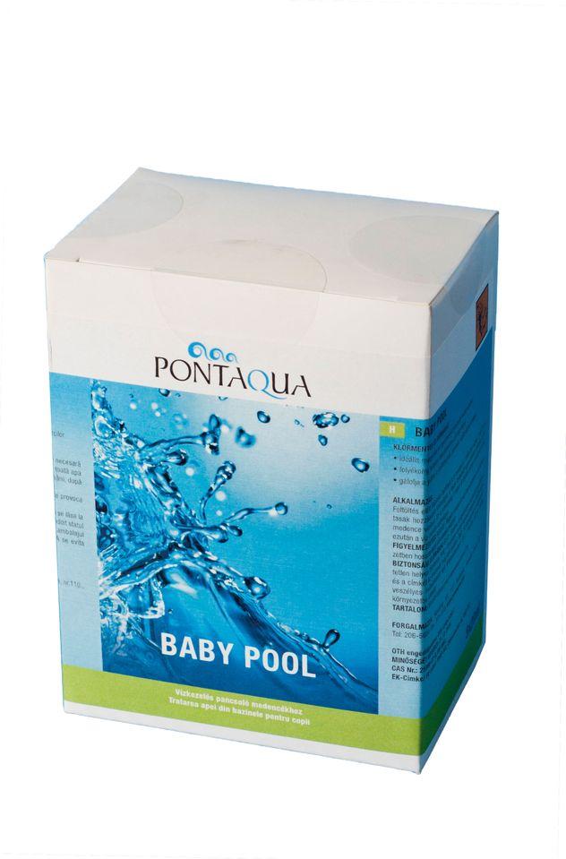 Baby pool klórmentes vegyszer fertőtlanítő