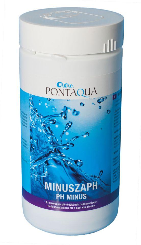 Medenc Uszodavegyszer pH mínusz pH szabályozás, pH csökkentő