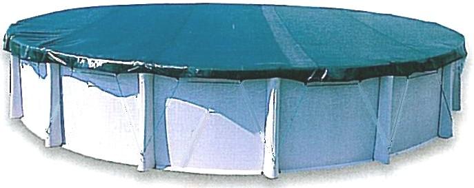 védőtakaró 3,6m ponyva  földfeletti medencére